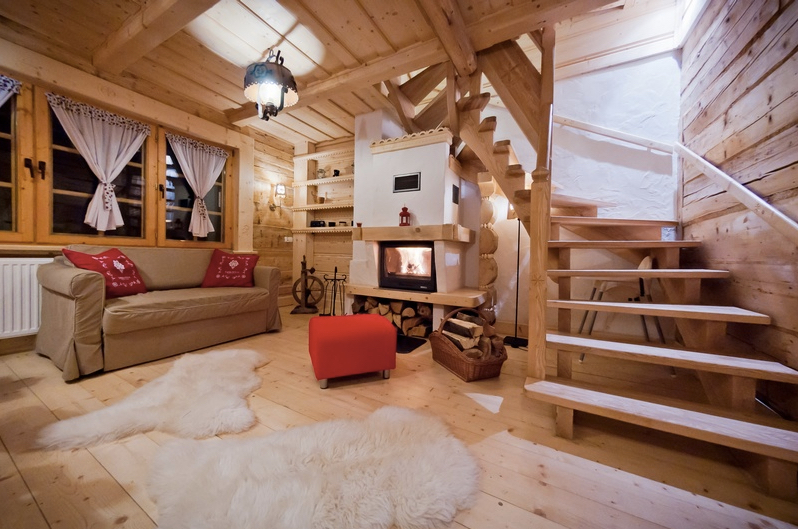 domki apartamenty drewniane