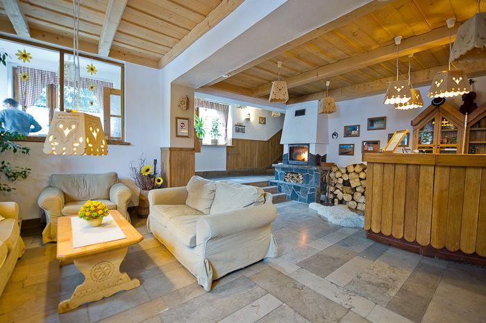 pensjonat tatra house